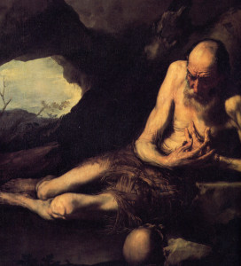 St. Paul the Hermit — Jusepe de Ribera